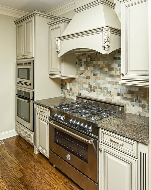 Custom homes recently built in greenville sc traditional kitchen other metro by Kitchen and bath design greenville sc