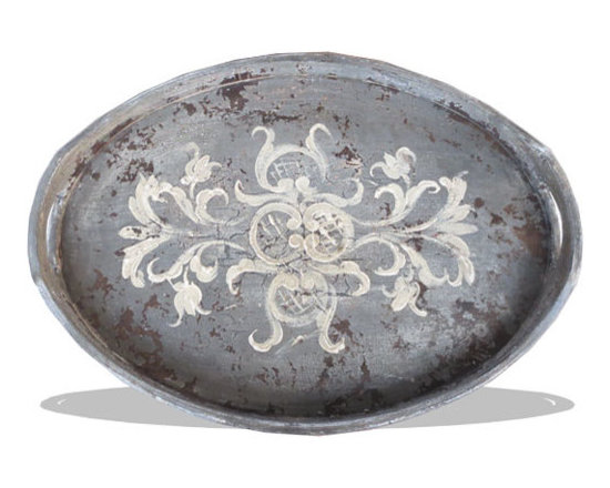 Art and Accessories - These hand painted light scroll designs will accentuate your design style and are a great way to add a touch of flair to your design. See more at a local Houston showroom or online at www.KoenigCollection.com!