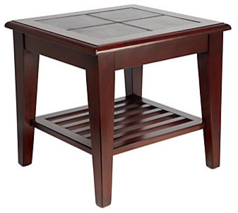 Steamliner End Table modern-side-tables-and-end-tables