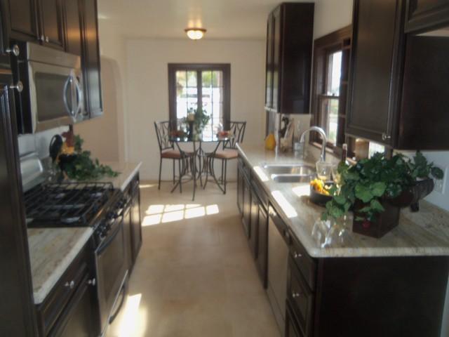 1949 San Diego Kitchen/Bath Remodel traditional-kitchen