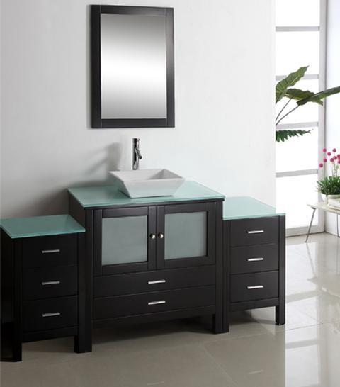 Modular Bathroom Vanities Traditional Bathroom Vanities And Sink Consoles Miami By