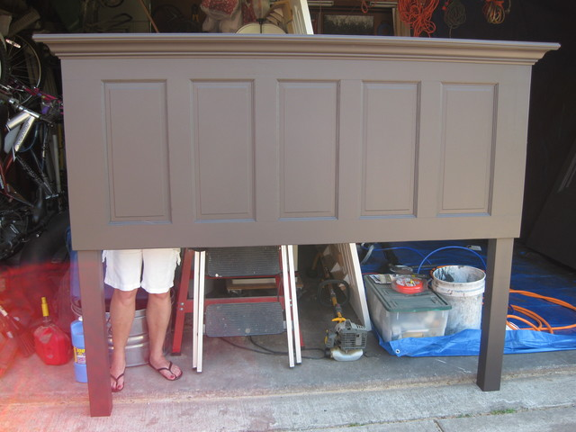 Headboards Made From Doors - Eclectic - dallas - by Vintage Headboards