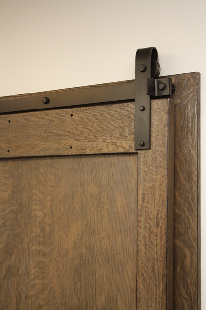 Barn door hardware rustic salt lake city by for Rustic hardware barn doors