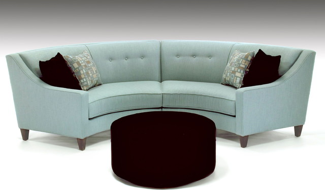 Metropolitan Sectional eclectic sectional sofas