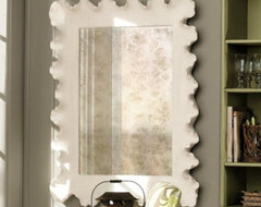 Atoll Mirror contemporary mirrors