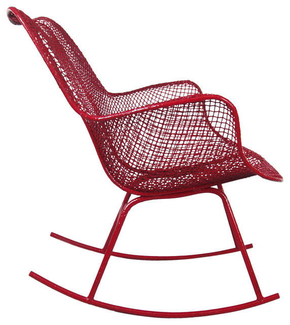 The Sculptura Rocking Chair Modern Outdoor Rocking Chairs by 1stdibs