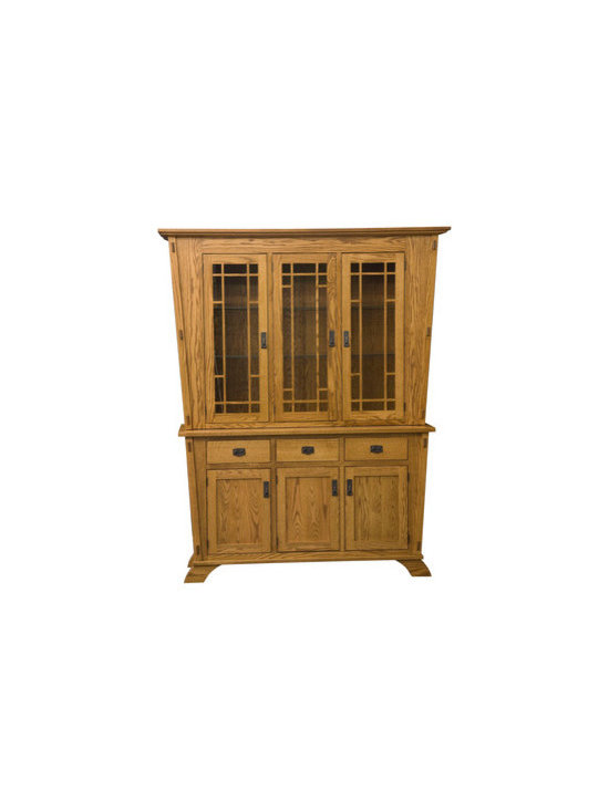 Accent Furniture - Liberty Mission Hutch