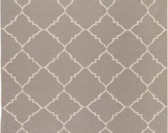 Moroccan Palace Gate Rug Beige Gray traditional rugs