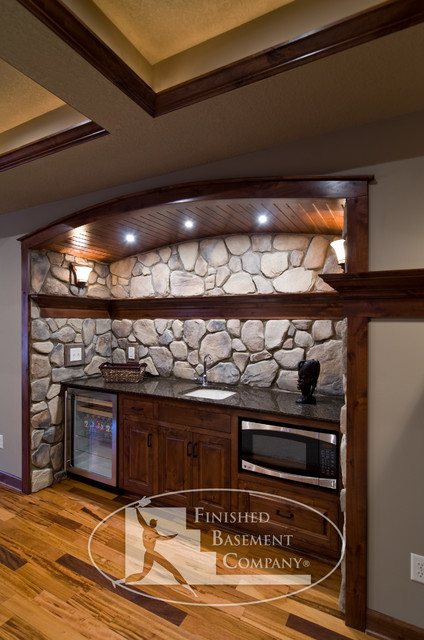 Basement traditional basement minneapolis by finished basement