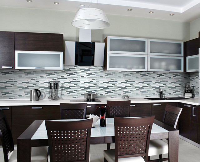 Anatolia Bliss Iceland Kitchen Backsplash Contemporary