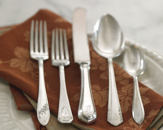 Vintage Silverware by the Pound -
