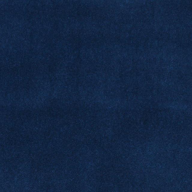 Blue Solid Plain Velvet Upholstery Velvet By The Yard contemporary-upholstery-fabric