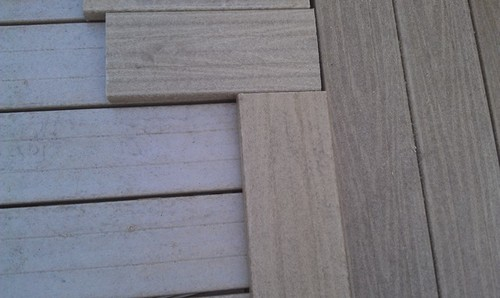 Ultradeck menards composite decking houzz autos post for How much does composite decking weigh