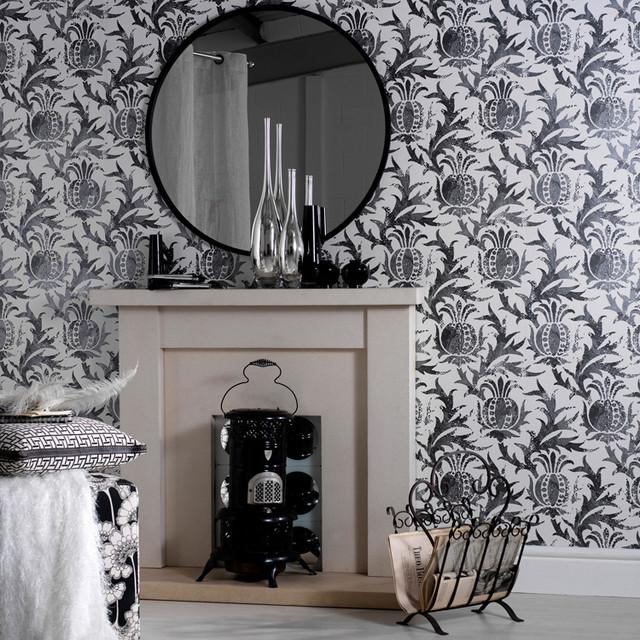 Graham & Brown - Colada Wallpaper modern-wallpaper