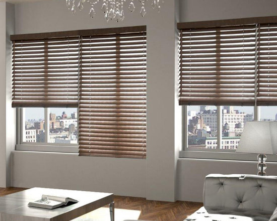 """2"""" Priority Wood Blinds -"""