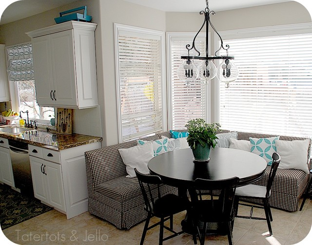sunroom eat in kitchen ideas