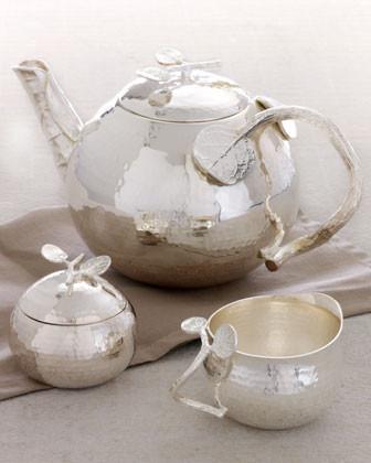 Michael Aram Sugar & Creamer Set traditional-serving-bowls