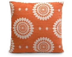 Large Sydney Square Pillow modern-decorative-pillows
