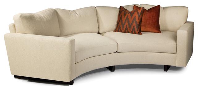 Clip Curved Sofa from Thayer Coggin contemporary-sofas