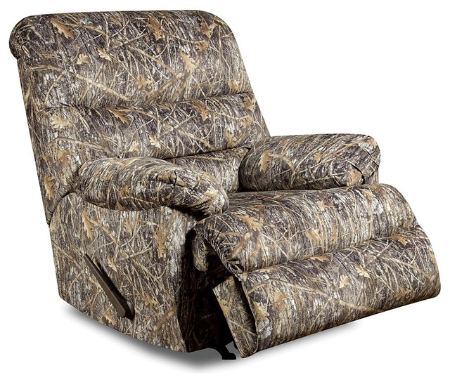 Camo Lounge Chair: Conceal Camo Recliner