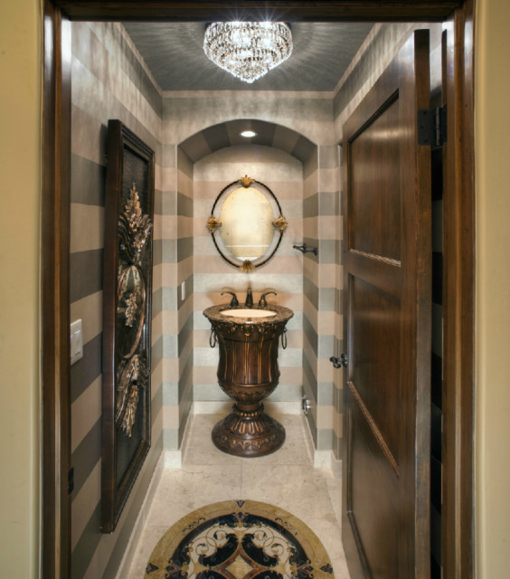 Atlanta Interior Design mediterranean bathroom