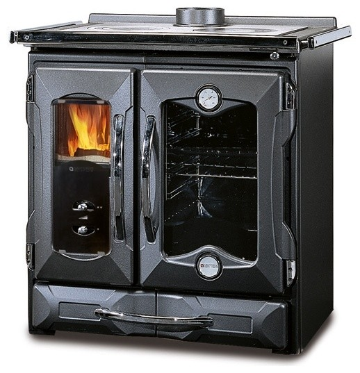 La Nordica Wood Cooking / Cook Stove - Mamy modern-ovens
