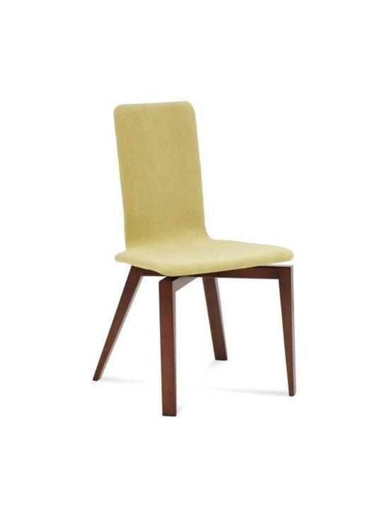 Saloom Furniture - Saloom Furniture | Stretch U Dining Chair - Design by Peter Francis, 2010.