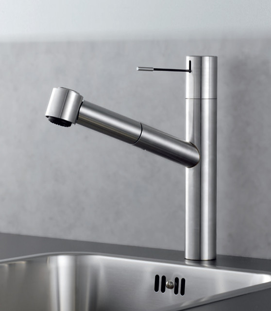kwc ono modern kitchen faucets montreal by kwc 10 151 413 700 ono single lever kitchen faucet solid