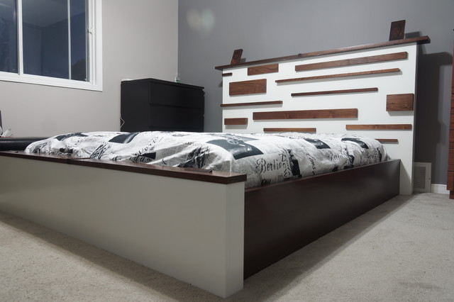 Custom Projects contemporary-bedroom