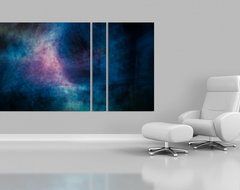 Abstract Prints on Aluminum contemporary-fine-art-prints