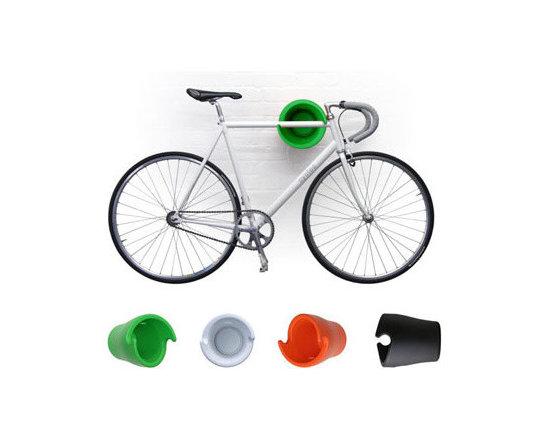 Modern Bike Rack - Very modern, contemporary bike rack design