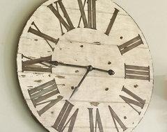Lanier Wall Clock traditional-clocks