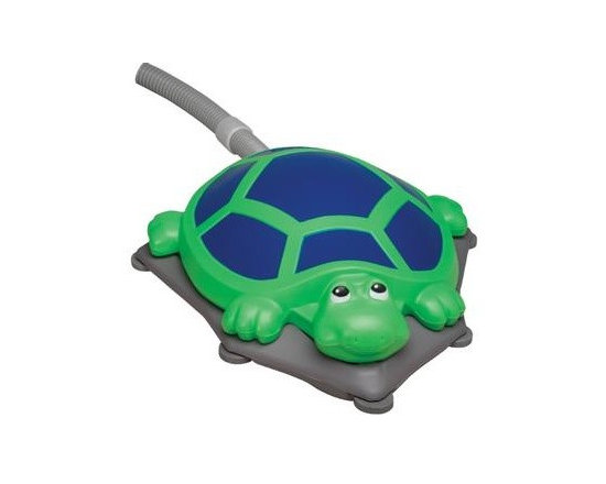 Turbo Turtle Pool Cleaner for Above Ground Pools - -So cute!