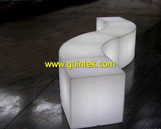 furniture set,led furniture stool -