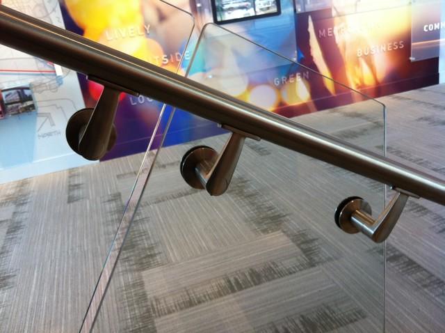 handrail brackets contemporary-brackets