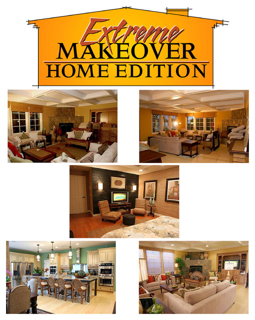 Extreme makeover home edition for Extreme makeover home edition design game