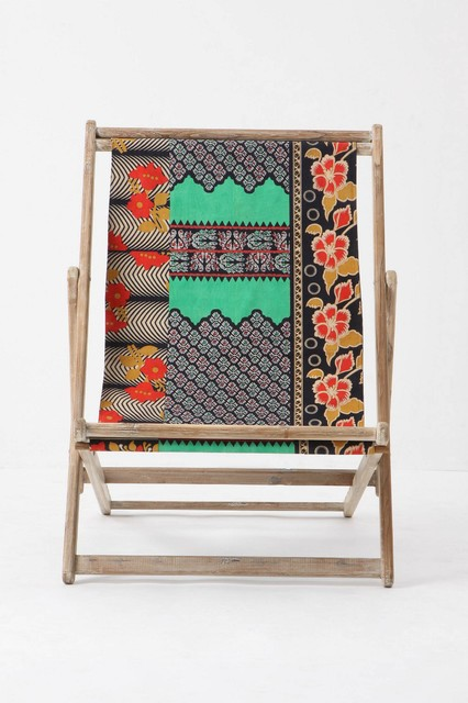Pemba Beach Chair eclectic-outdoor-chairs