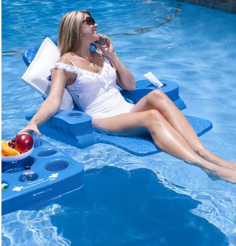 Baja II Folding Lounge modern-outdoor-products