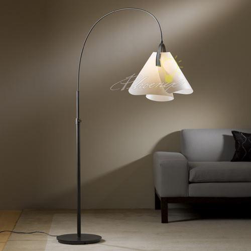 Mobius Arc Floor Lamp Modern Floor Lamps Other Metro By HK