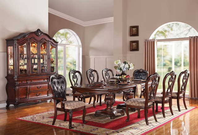 ACME Furniture Dorothea Dining Room Collection traditional-furniture