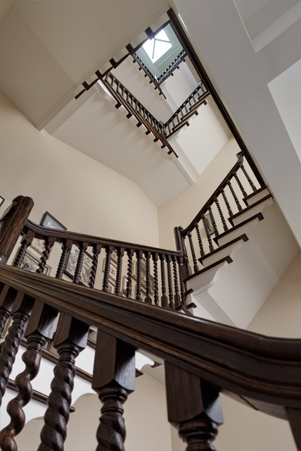 Gold Coast Family Home traditional-staircase