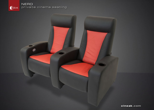 Latest Home Theater Seats by Cineak Luxury Seating accent-chairs