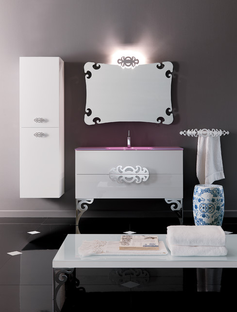 GLAMOUR Collection contemporary-bathroom-vanities-and-sink-consoles