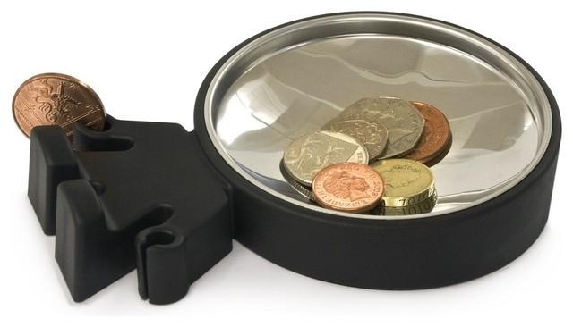 Big Head Coin Dish modern-desk-accessories