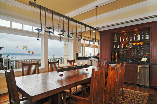 RGN Construction contemporary-dining-room