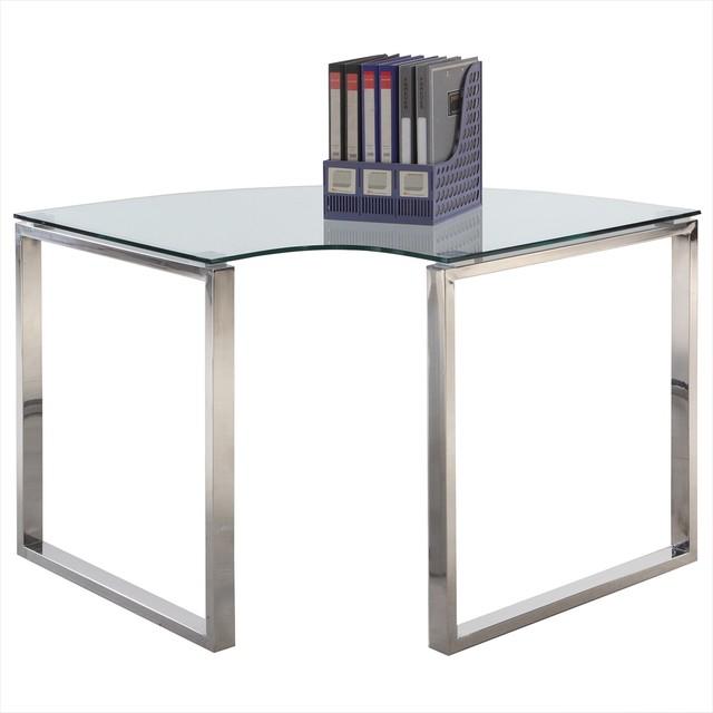 corner computer desk desks and hutches by modern furniture