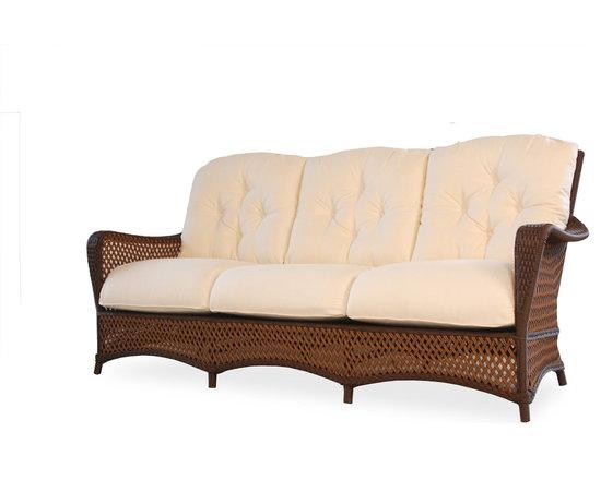 Lloyd Flanders Grand Traverse Sofa -