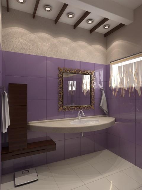 Baths contemporary