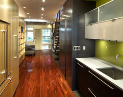 Foggy Bottom Residence contemporary