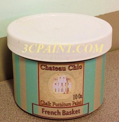10oz Chateau Chic Chalk Furniture Paint (Wholesale)